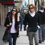 Ashley Greene and Jackson Rathbone want us to think they're maybe dating in Vancouver  83553