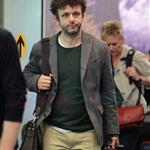 Michael Sheen arrives in Vancouver for final Twilight reshoots  112781