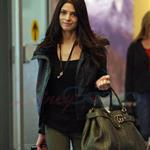 Ashley Greene arrives in Vancouver for final Twilight reshoots  112791
