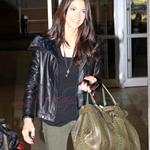 Ashley Greene arrives in Vancouver for final Twilight reshoots  112796