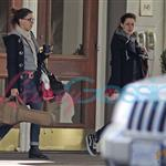 Kristen Stewart and Nikki Reed head to work together on New Moon in Vancouver  34705