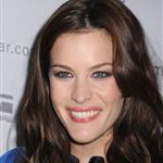 Liv Tyler in bright blue for G-Star New York Fashion Week 55260