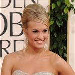 Carrie Underwood at the Golden Globes 2011 76815