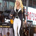 Carrie Underwood on Good Morning America  113114