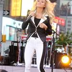 Carrie Underwood on Good Morning America  113115