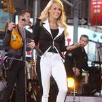 Carrie Underwood on Good Morning America  113118
