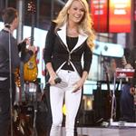 Carrie Underwood on Good Morning America  113119