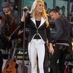 Carrie Underwood on Good Morning America  113121
