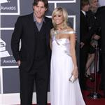Carrie Underwood with Mike Fisher at the Grammy Awards 2010 54397
