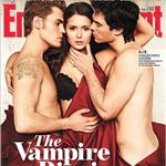 Vampire Diaries Entertainment Weekly covers  105390