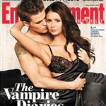Vampire Diaries Entertainment Weekly covers  105392