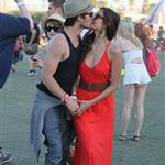 Ian Somerhalder and Nina Dobrev at Coachella 2012 111821
