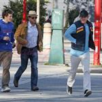 Owen Wilson in Vancouver to shoot The Big Year  60452