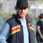 Owen Wilson in Vancouver to shoot The Big Year  60463