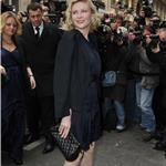 Kirsten Dunst at Paris Fashion Week Chanel Haute Couture January 2011 77475