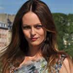 Vanessa Paradis poses during the Chanel 2012/13 Cruise Collection Photocall at Chateau de Versailles 114637