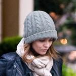 Vanessa Paradis and Benjamin Biolay leave Ralph's Restaurant separately 110663
