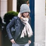 Vanessa Paradis and Benjamin Biolay leave Ralph's Restaurant separately 110664