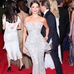 Sofia Vergara at the 2012 Met Gala 113612