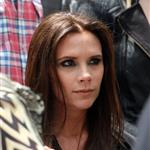 Victoria Beckham as Simon Fuller receives a star on the Hollywood Walk of Fame 86999