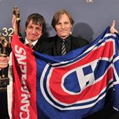 Philippe Falardeau wins Best Director for Monsieur Lazhar and Viggo Mortensen wins Best Supporting Actor for A Dangerous Method at the 32nd Annual Genie Awards Gala 108538