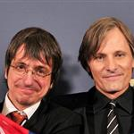 Philippe Falardeau wins Best Director for Monsieur Lazhar and Viggo Mortensen wins Best Supporting Actor for A Dangerous Method at the 32nd Annual Genie Awards Gala 108539