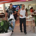 Shrek Vin Diesel in San Juan for Fast Five 65102