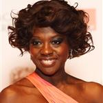 Viola Davis at the 2012 BAFTAs 105836