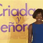 Viola Davis at The Help premiere in Madrid 95425