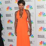 Viola Davis attends the 43rd NAACP Image Awards held at The Shrine Auditorium in LA 106489