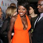 Viola Davis attends the 43rd NAACP Image Awards held at The Shrine Auditorium in LA 106494