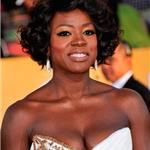 Viola Davis at the 2012 SAG Awards 104099