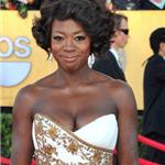 Viola Davis at the 2012 SAG Awards 104102