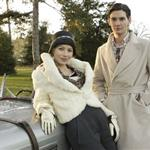 Easy Virtue movie stills featuring Jessica Biel not belonging with Colin Firth Kristin Scott Thomas and Ben Barnes 24002