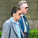 Christopher Walken and Al Pacino film Stand Up Guys 111088