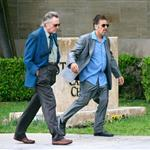 Christopher Walken and Al Pacino film Stand Up Guys 111097