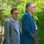 Christopher Walken and Al Pacino film Stand Up Guys 111099