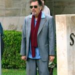 Christopher Walken and Al Pacino film Stand Up Guys 111103