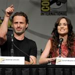 Andrew Lincoln at Comic-Con for Season 3 of The Walking Dead 120764
