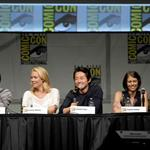 The Cast of The Walking Dead at Comic-Con to promote Season 3 120771