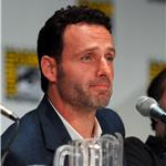 Andrew Lincoln at The Walking Dead Panel Comic-Con 90584