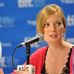 Sarah Polley at the Take This Waltz Press Conference.  Photos from Alberto E. Rodriguez/Gettyimages.com 93919