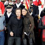 Beyonce and Bruce Springsteen at We Are One Inauguration Celebration in Washington 30898