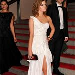 Emma Watson in Burberry at Costume Institute Gala May 2010  60211