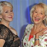 Helen Mirren unveils wax figure in London at Madame Tussaud 60771