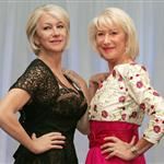 Helen Mirren unveils wax figure in London at Madame Tussaud 60774