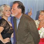 Helen Mirren unveils wax figure in London with her husband at Madame Tussaud  60775