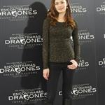 Wes Bentley and Olga Kurylenko promote There Be Dragons in Spain 81893
