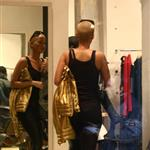 Kanye West takes Amber Rose shopping in Rome  50469