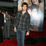 Ed Westwick at NY premiere of Sisterhood of the Travelling Pants 2 23005
